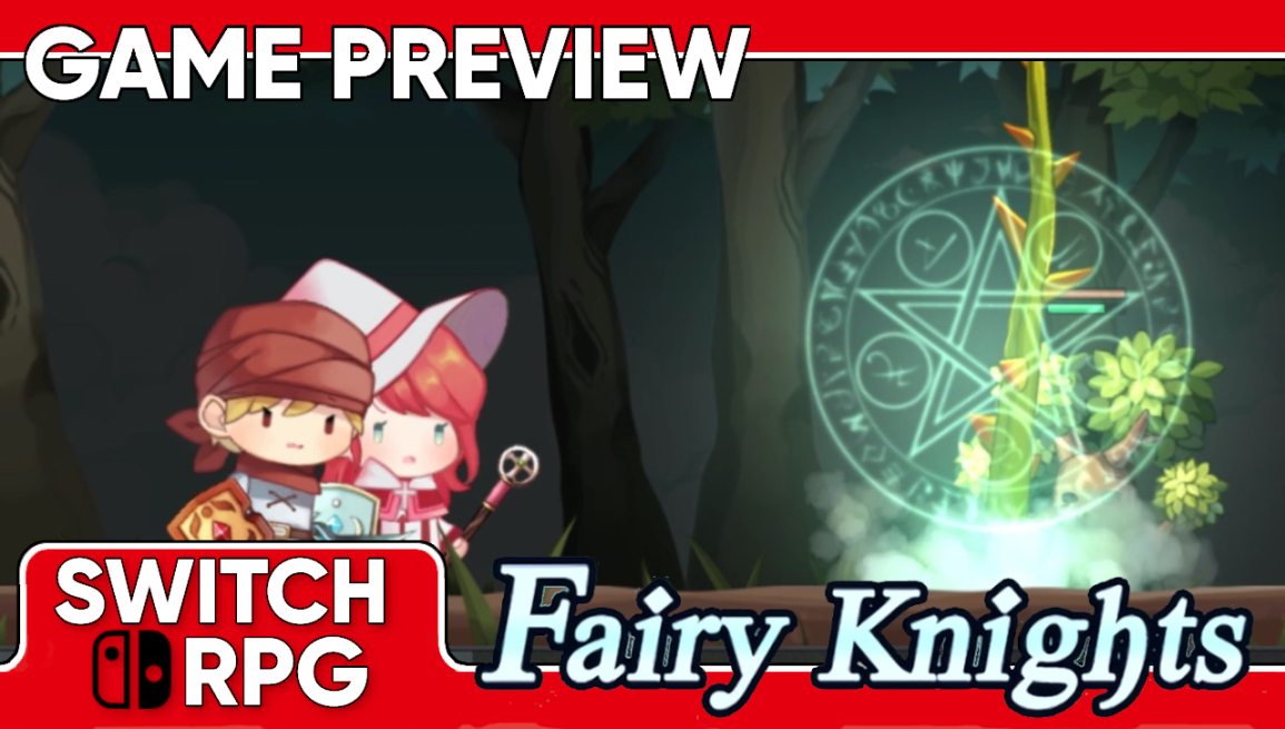 Fairy Knights Preview (Switch)