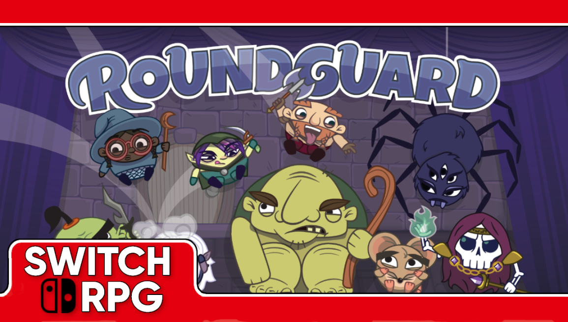 Let's Play Roundguard (Switch)