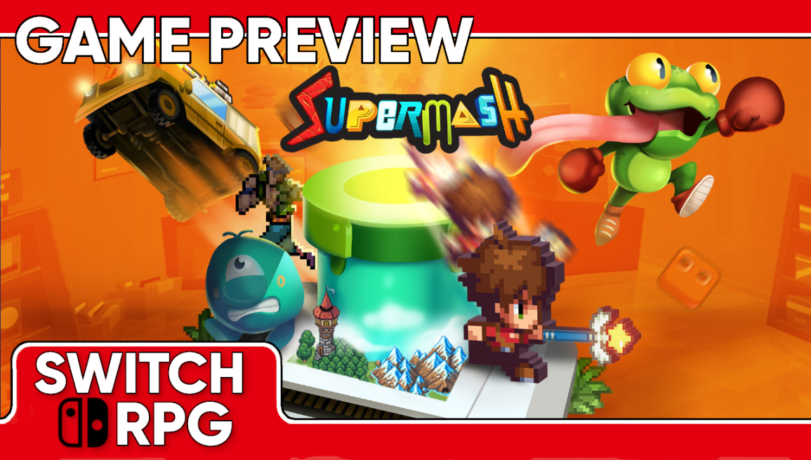 SuperMash Preview (Switch)
