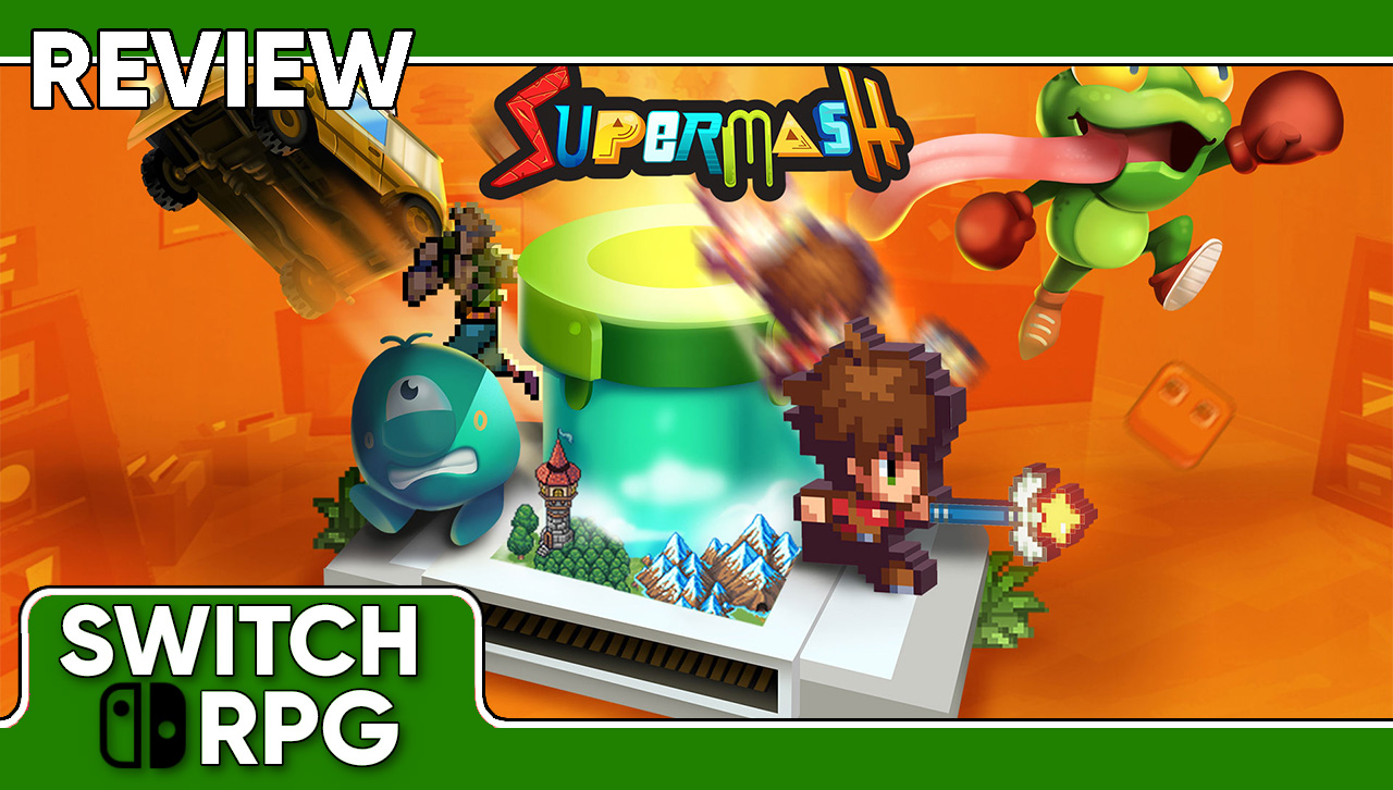SuperMash Review (Switch)