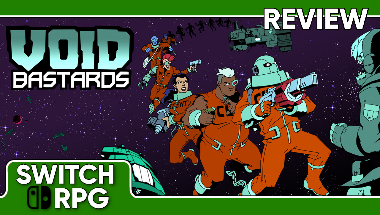 Void Bastards Review (Switch)