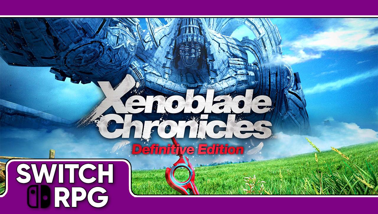 Xenoblade Chronicles: Definitive Edition Wallpaper Collection