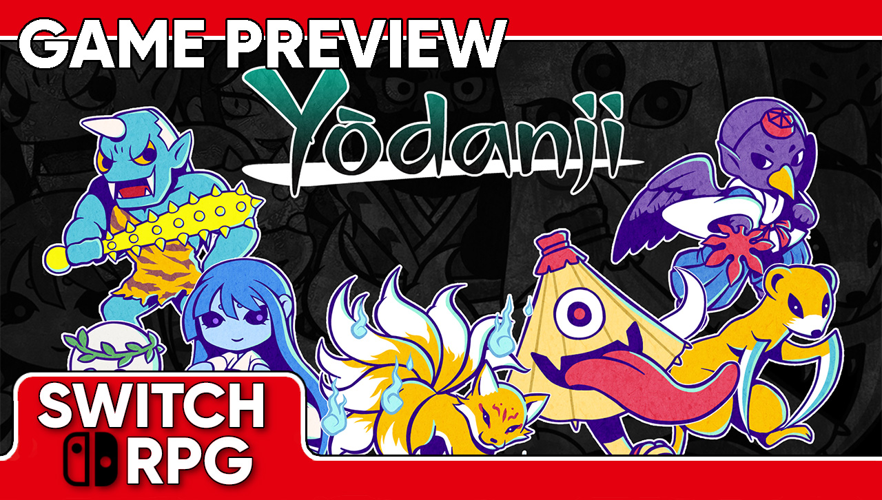 Yodanji Preview (Switch)