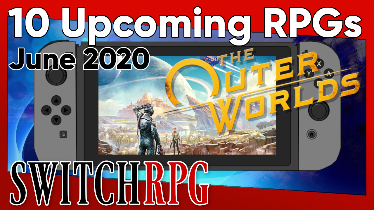 10 Upcoming Switch RPGs for June 2020
