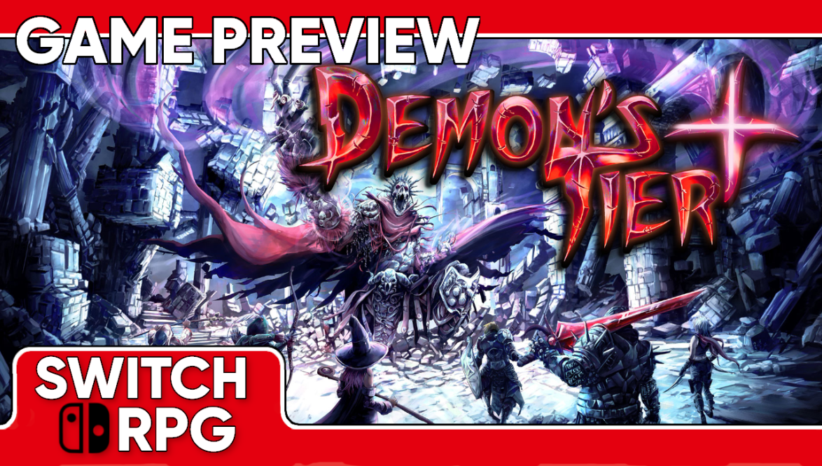 Demon's Tier + Preview (Switch)