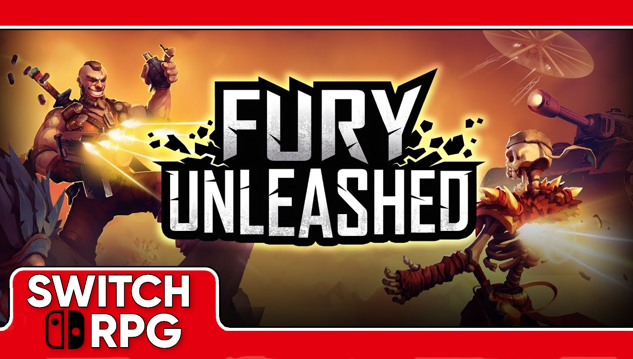 Let's Play Fury Unleashed (Switch)