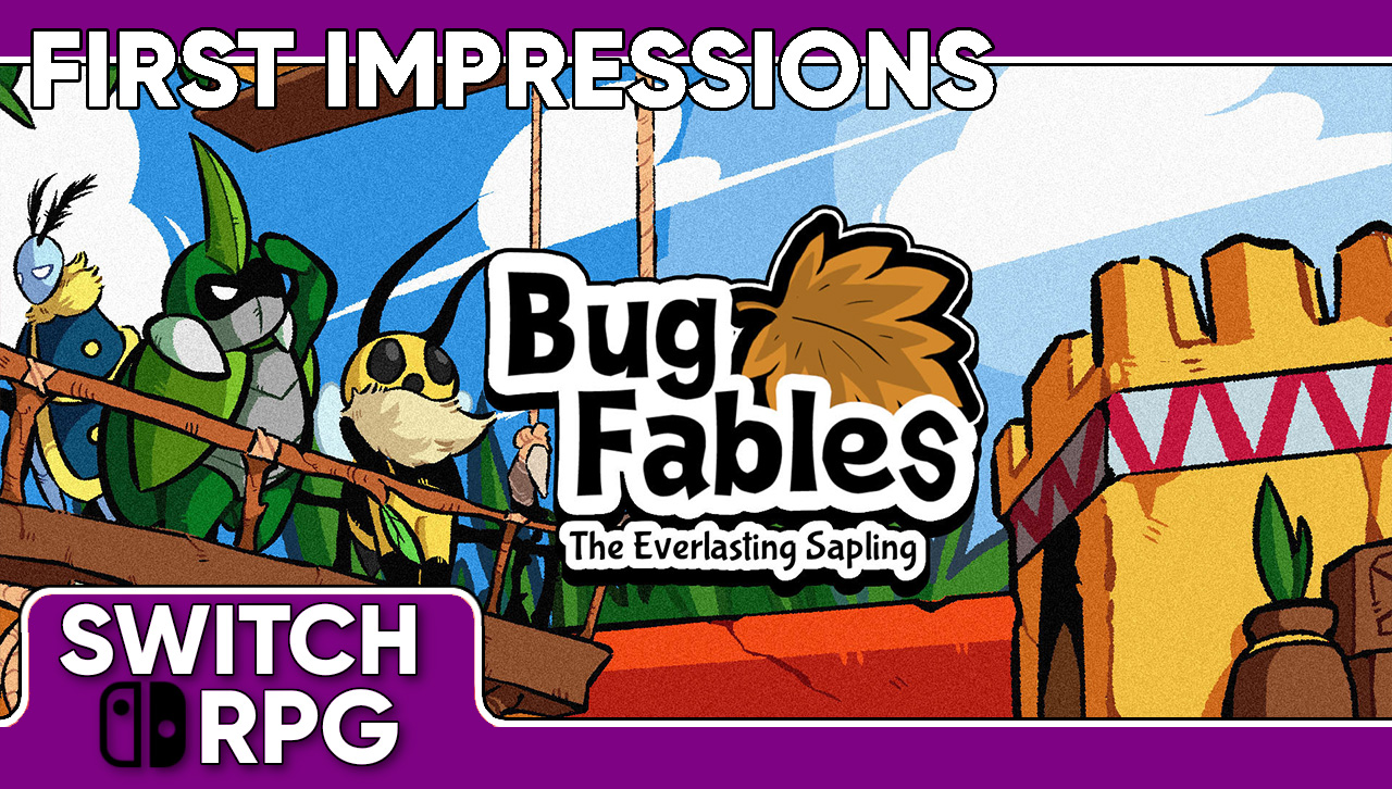 Libra: Bug Fables (Switch)