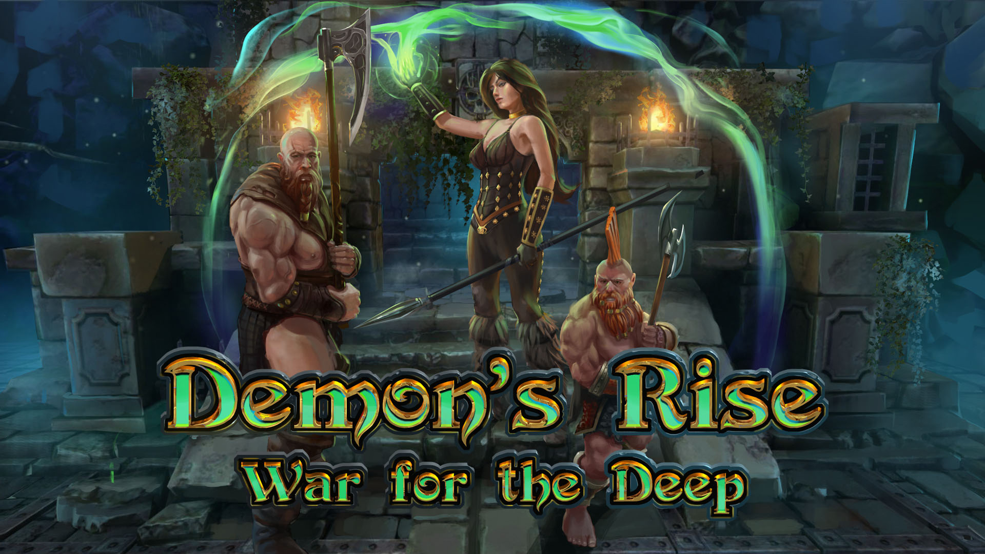 demons rise nintendo switch release