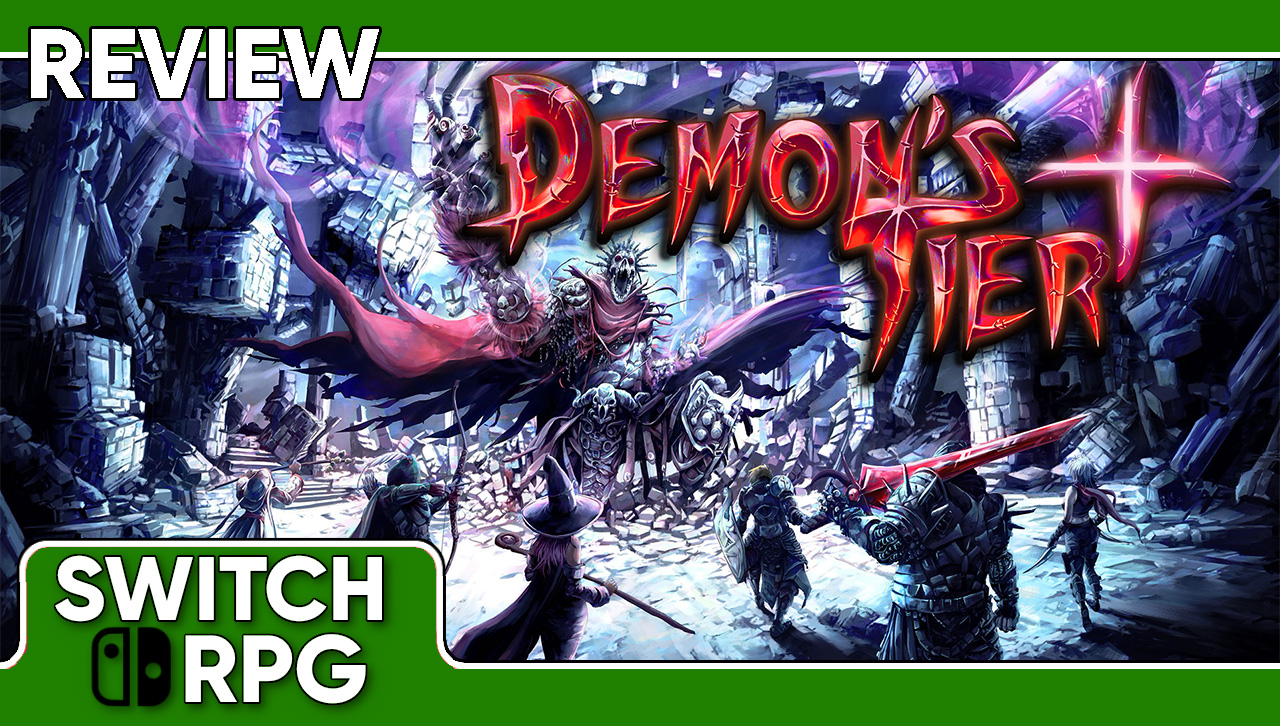 Demon's Tier+ Review (Switch)