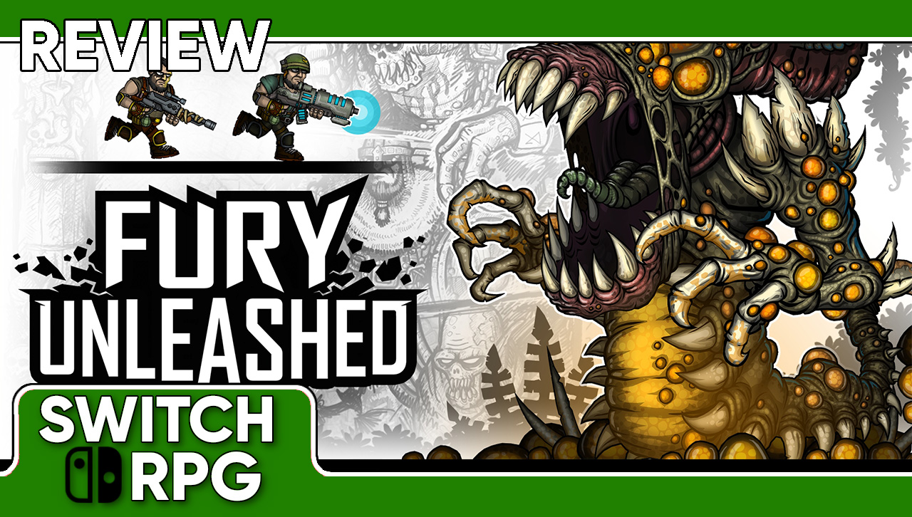 Fury Unleashed Review (Switch)
