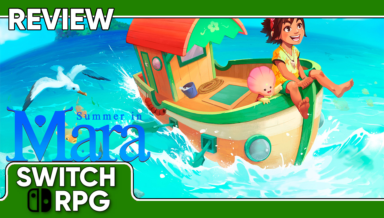 Summer in Mara Review (Switch)