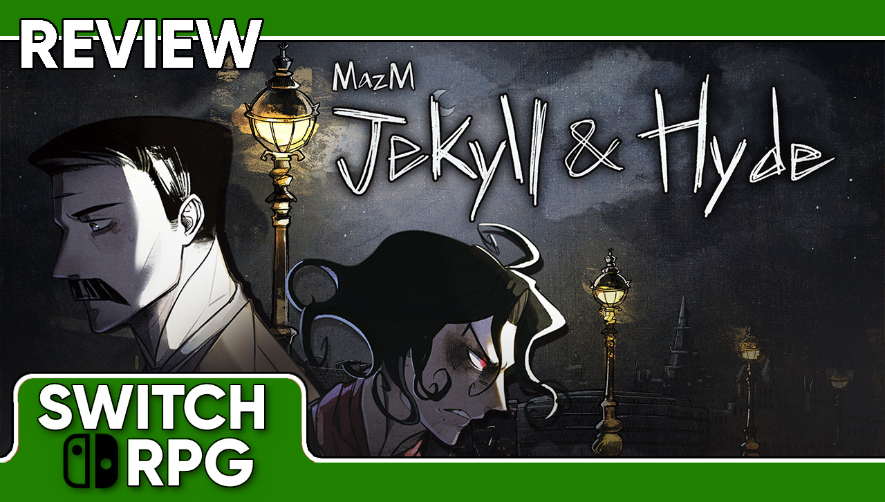 MazM: Jekyll and Hyde Review (Switch)