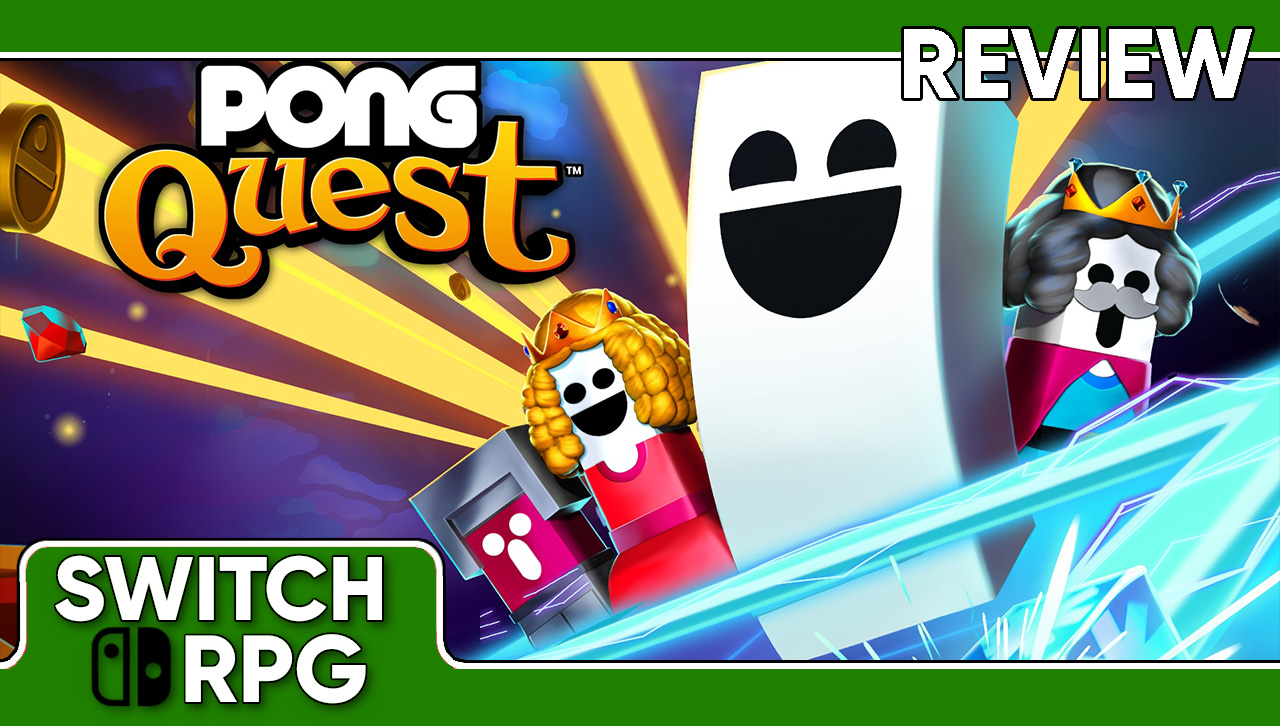 Pong Quest Review (Switch)