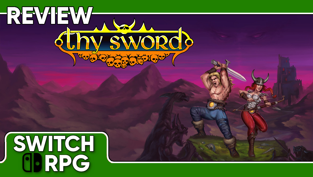 Thy Sword Review (Switch)