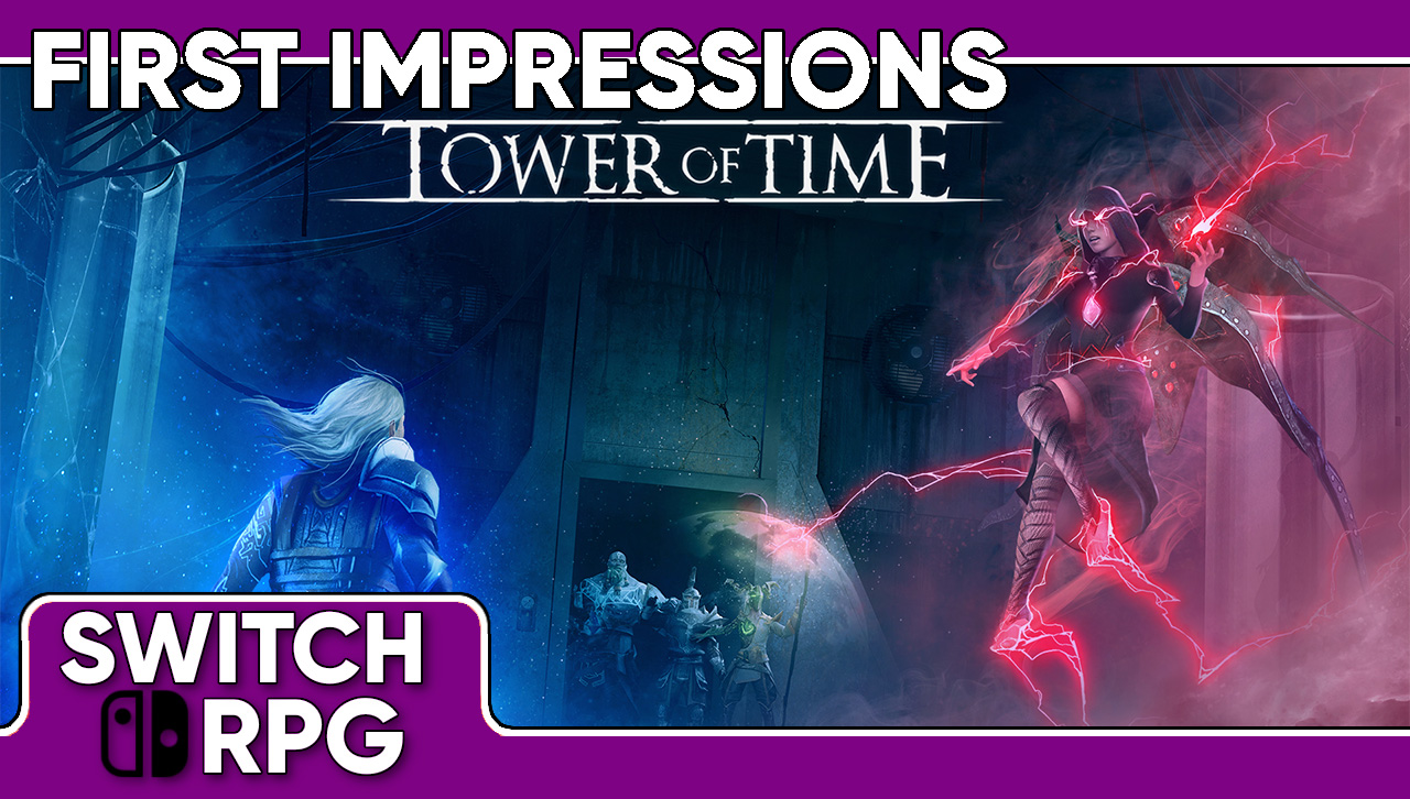 Libra: Tower of Time (Switch)