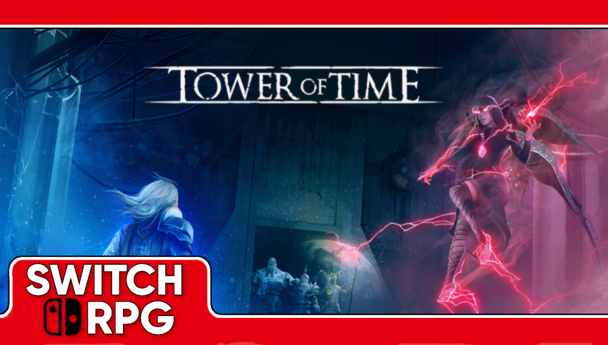 Let's Play Tower of Time (Switch)