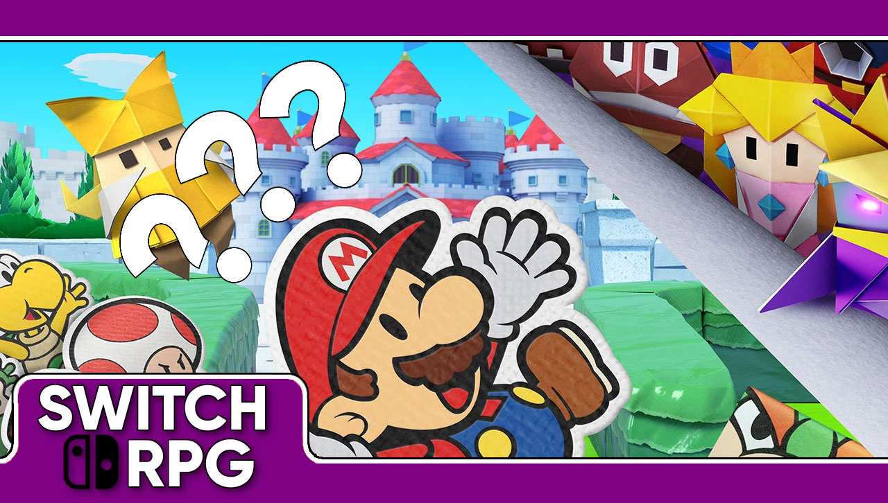 The Puzzling Case of Paper Mario