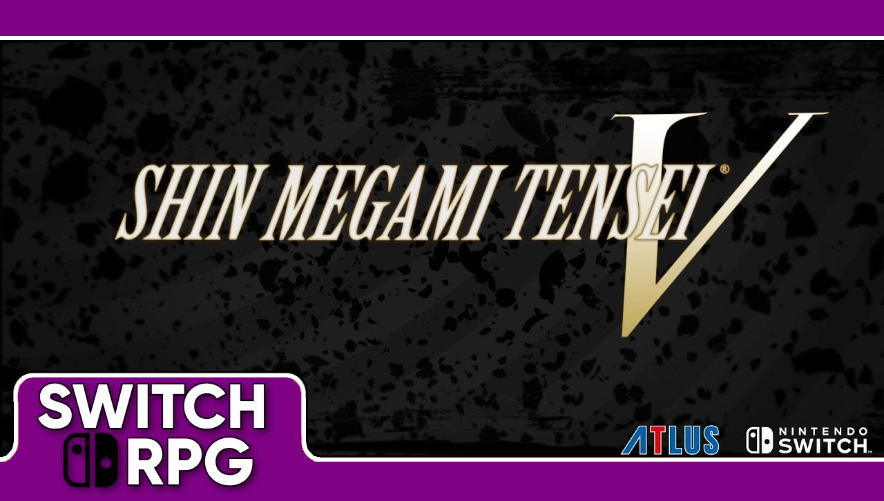 The Punishing Case of Shin Megami Tensei