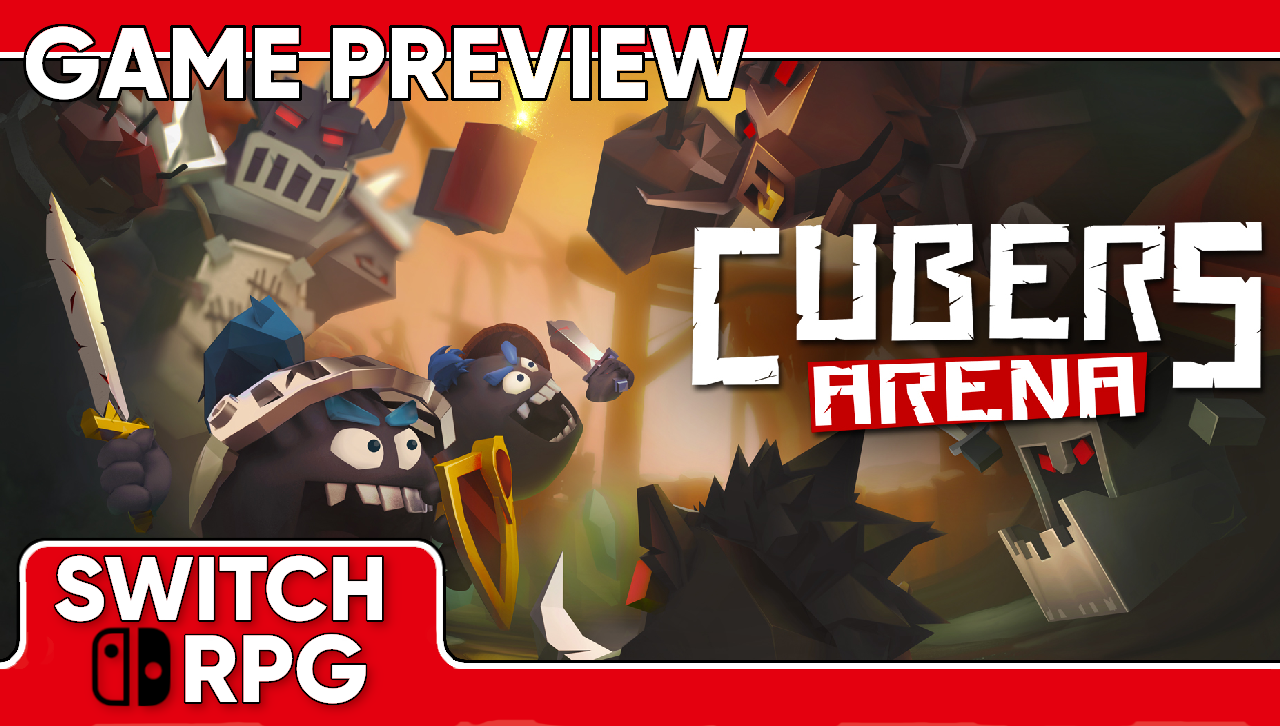 Cubers: Arena Preview (Switch)