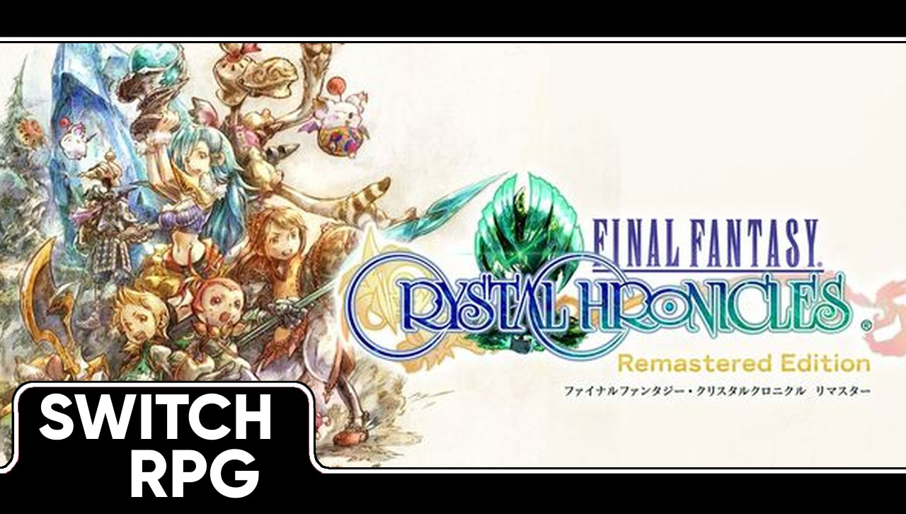 Final Fantasy Crystal Chronicles: The Dungeon Journal