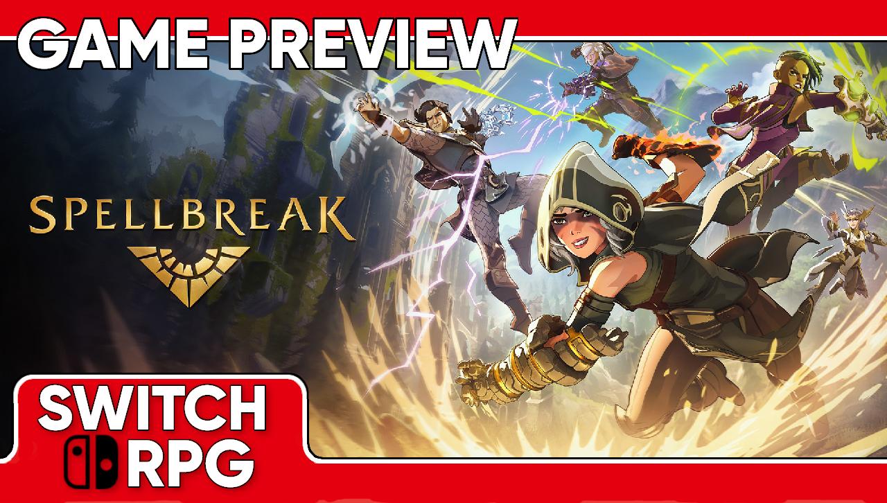 Spellbreak Preview (Switch)