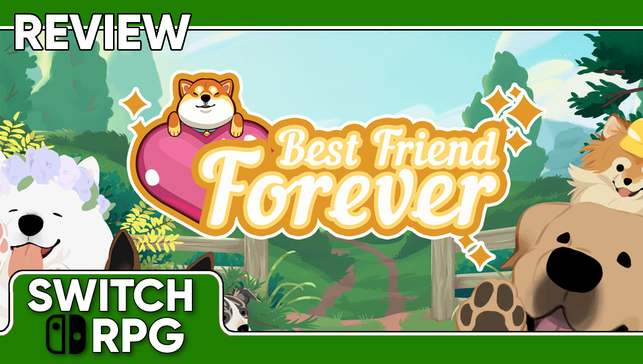 Best Friend Forever Review (Switch)