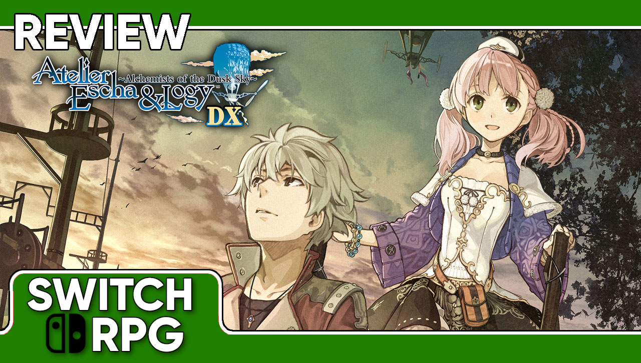 Atelier Escha & Logy: Alchemists of the Dusk Sky DX Review (Switch)