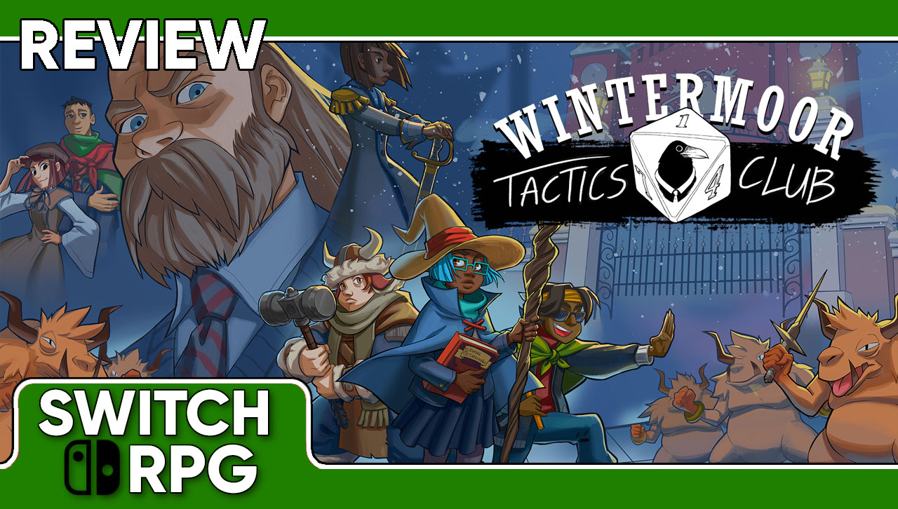 Wintermoor Tactics Club Review (Switch)