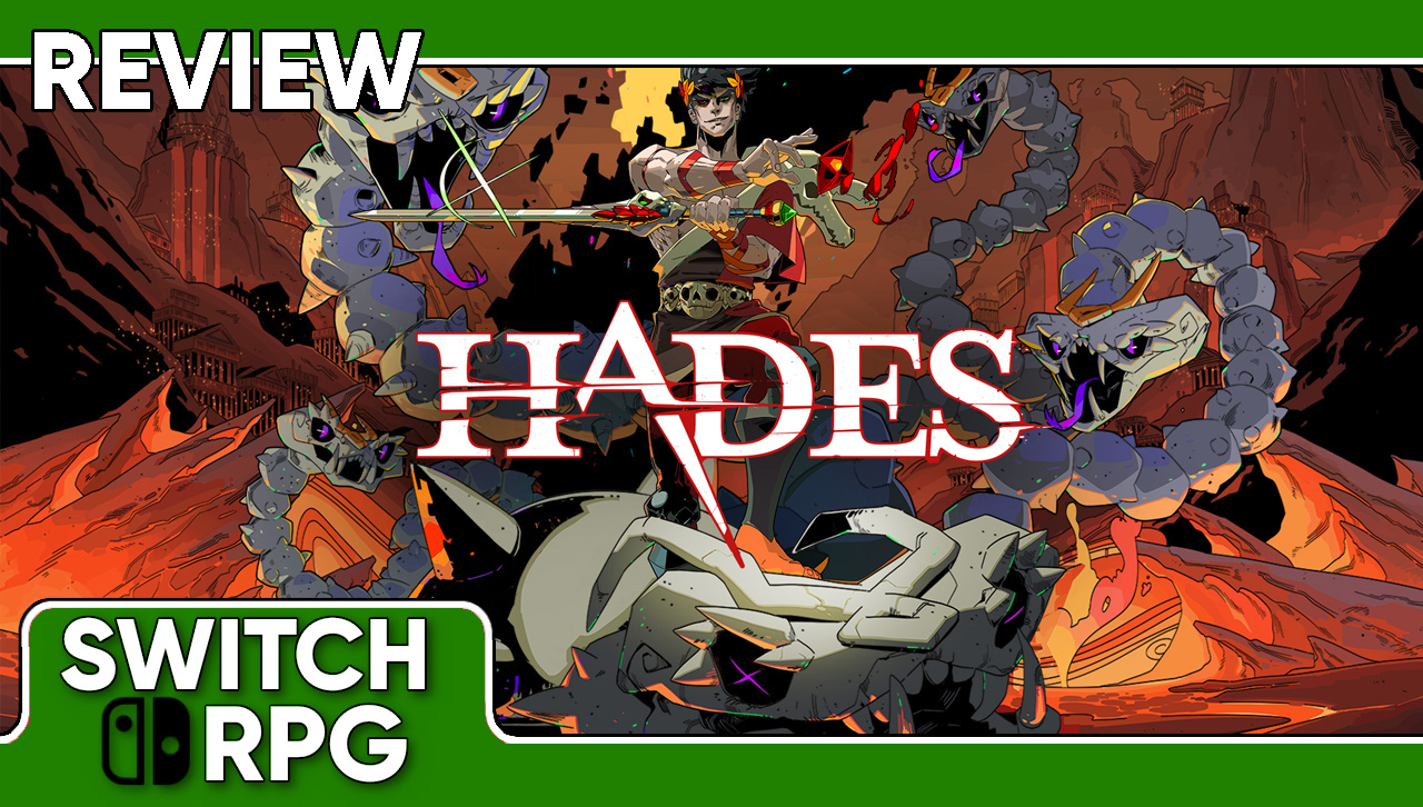 Hades Review (Switch)