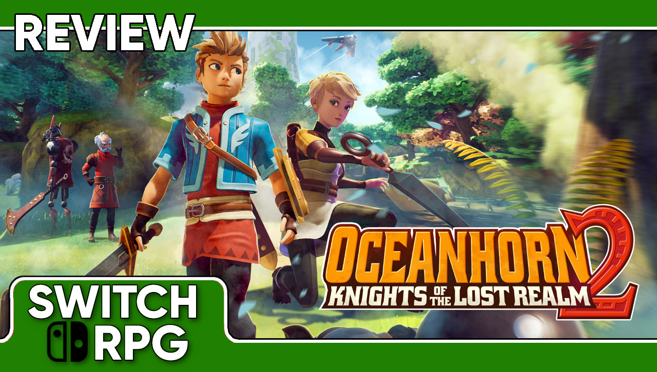Oceanhorn 2: Knights of the Lost Realm Review (Switch)