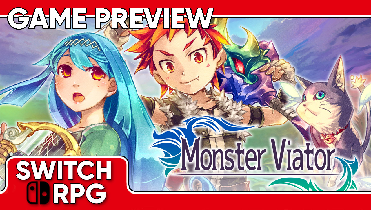 Monster Viator Preview (Switch)