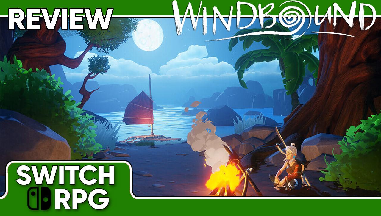 Windbound Review (Switch)
