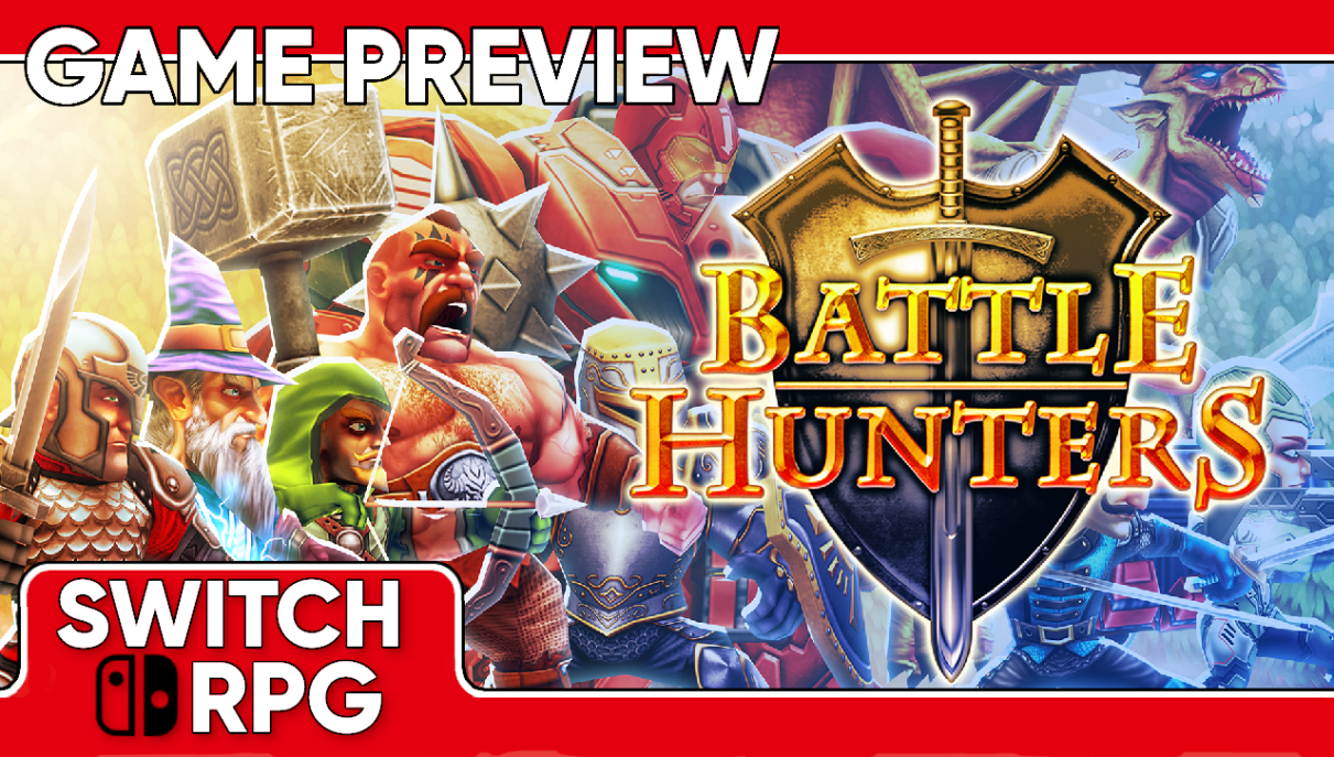 Battle Hunters Preview (Switch)