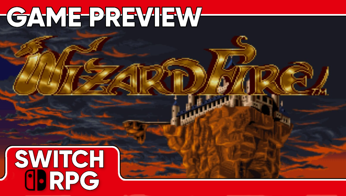 Johnny Turbo's Arcade: Wizard Fire Preview (Switch)