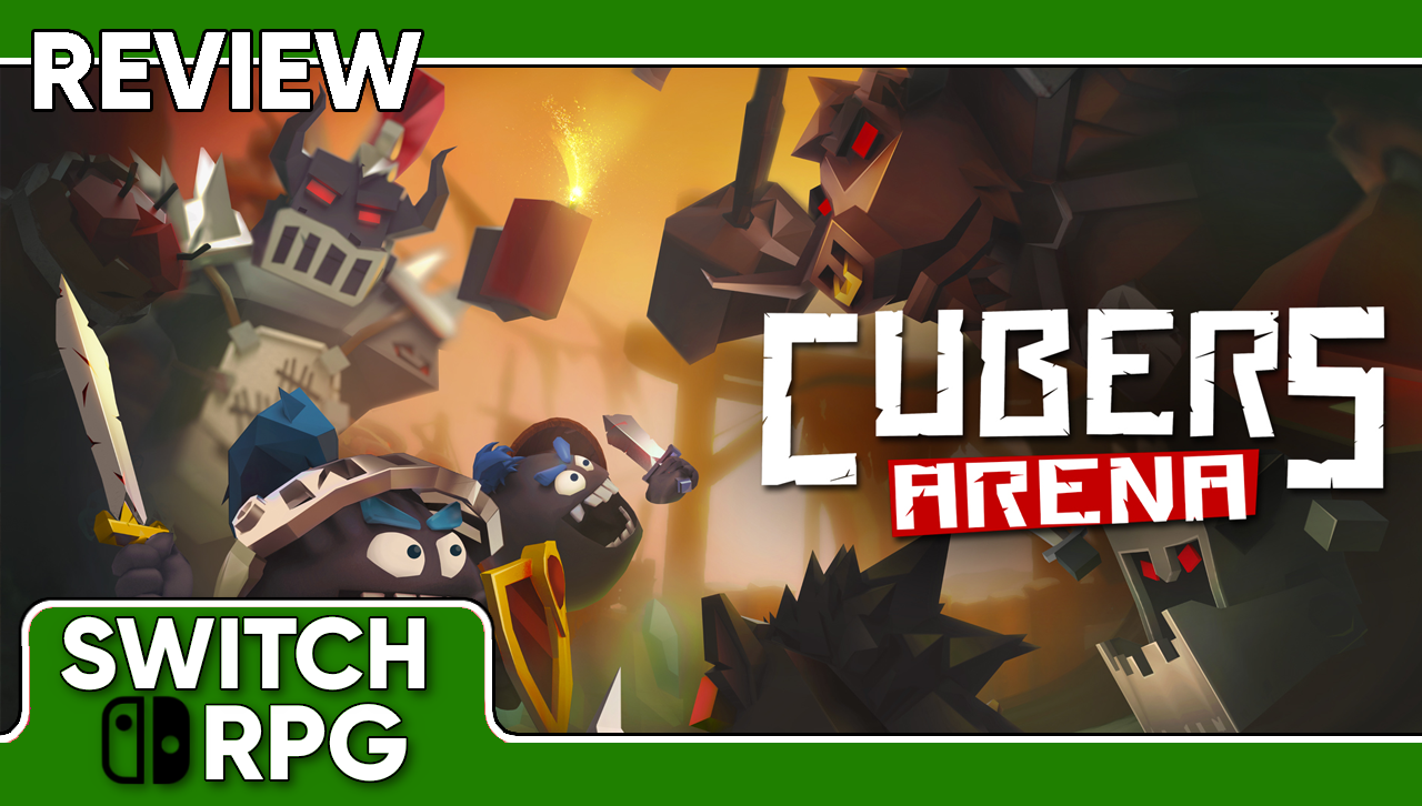 Cubers: Arena Review (Switch)