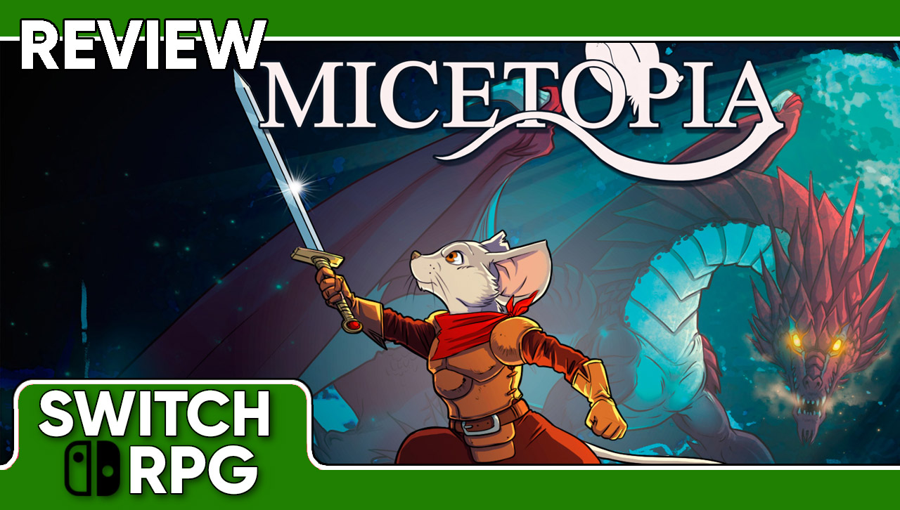 Micetopia Review (Switch)
