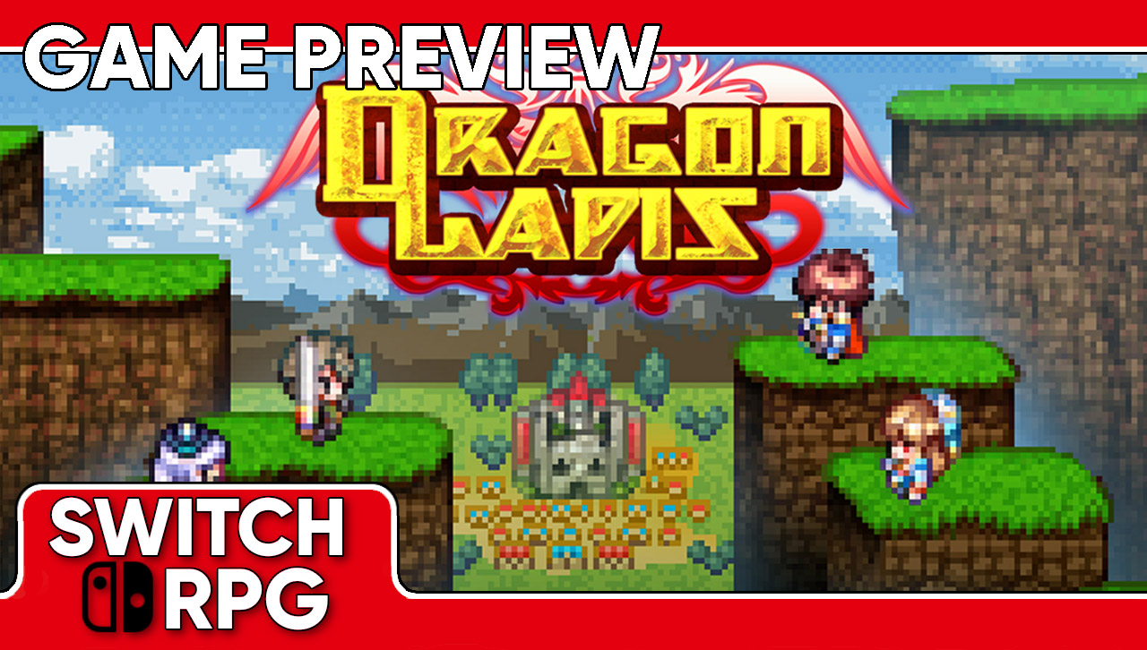 Dragon Lapis Preview (Switch)