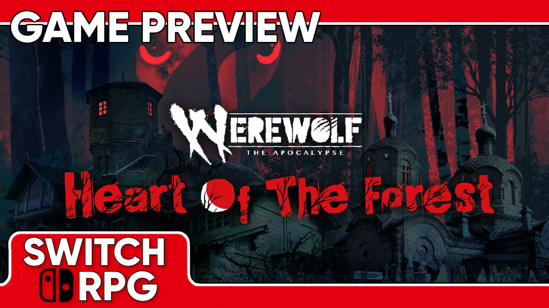 Werewolf: The Apocalypse - Heart of the Forest Preview (Demo) (Switch)