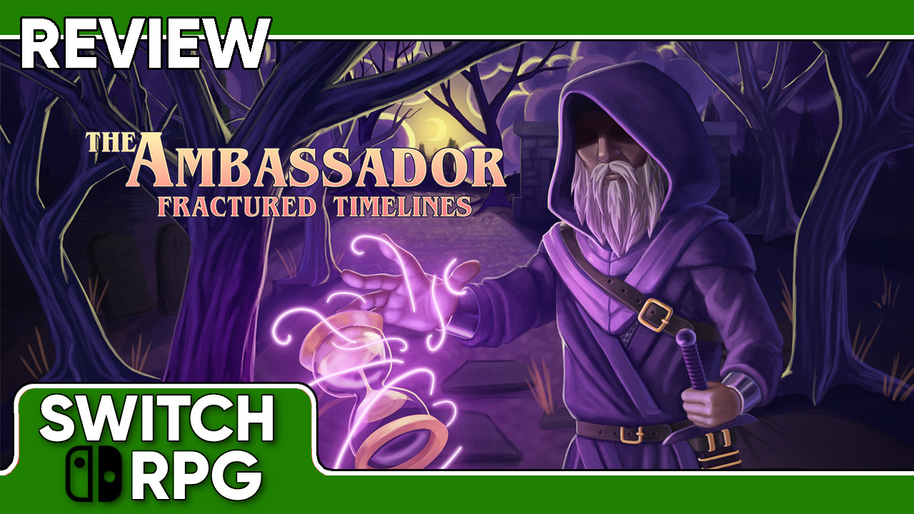 The Ambassador: Fractured Timelines Review (Switch)