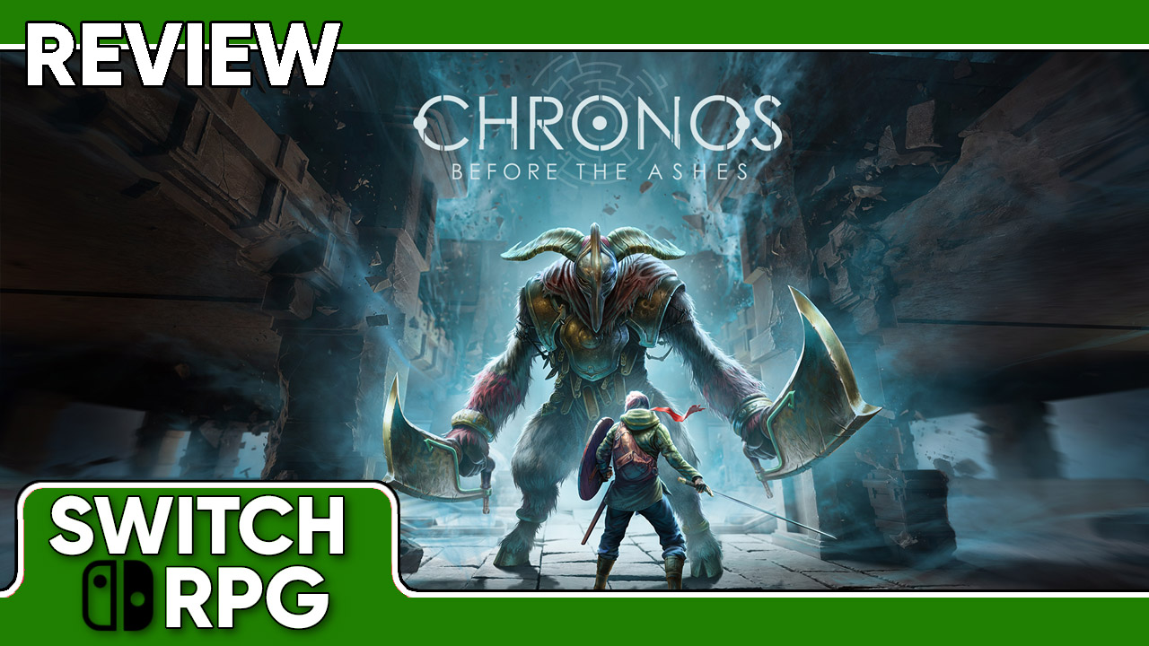 Chronos: Before the Ashes Review (Switch)