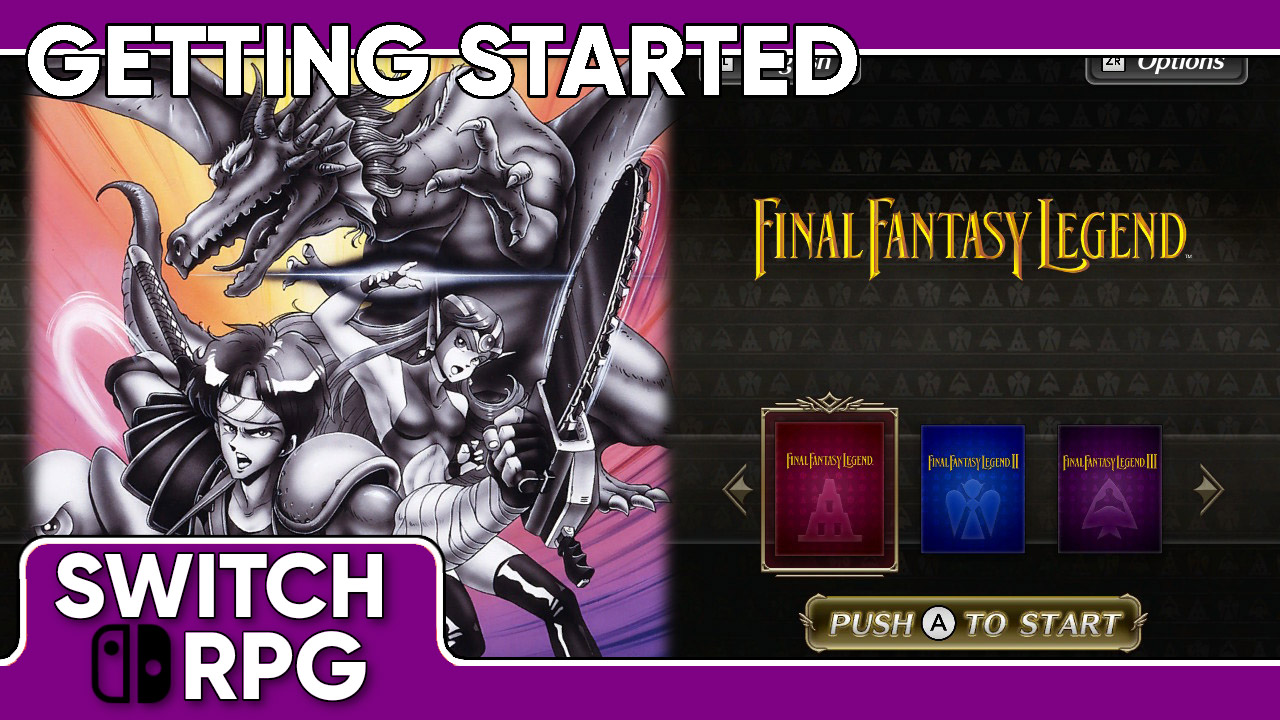 Getting Started With Final Fantasy Legend (Collection of SaGa Tips)