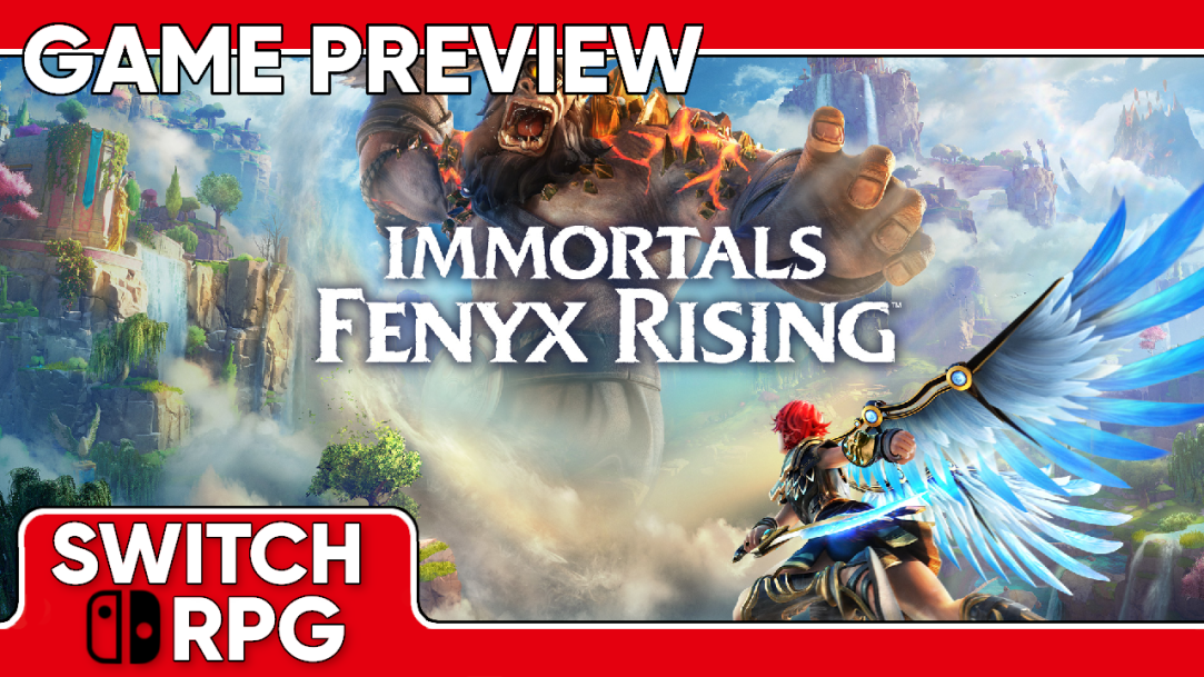 Immortals: Fenyx Rising Preview (Switch)