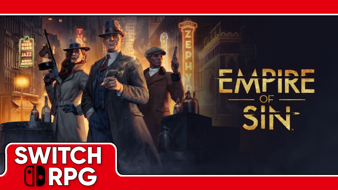 Let's Play Empire of Sin (Switch)