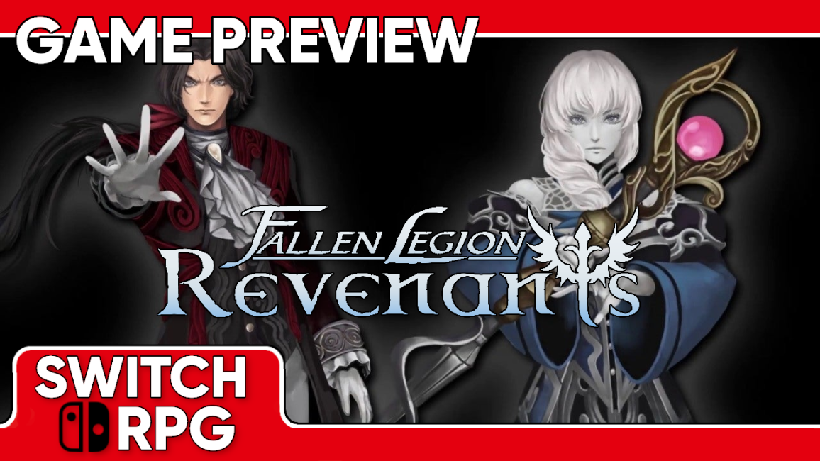 Fallen Legion Revenants Preview (Demo) (Switch)