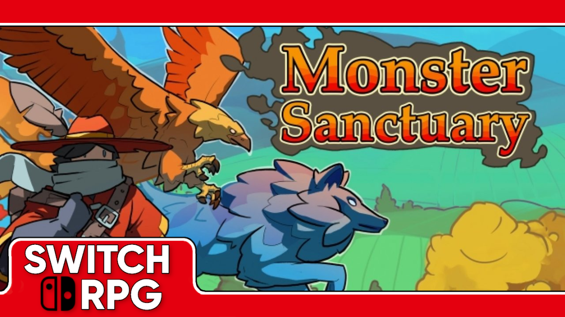 Let's Play Monster Sanctuary (Switch)
