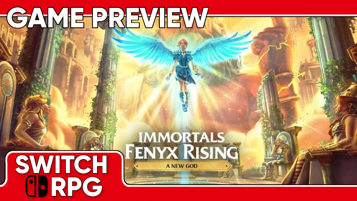 Immortals Fenyx Rising - A New God DLC Preview (Switch)