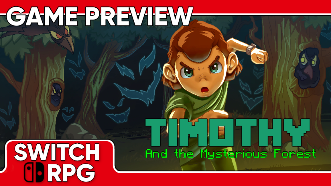 Timothy and the Mysterious Forest Preview (Switch)
