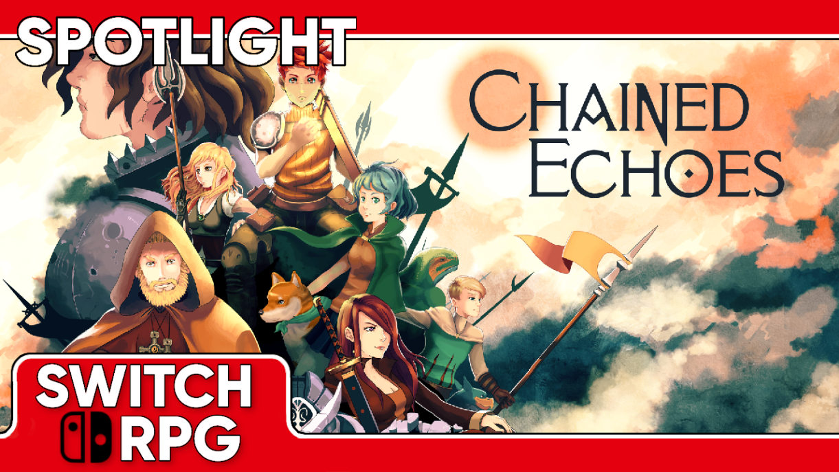 SwitchRPG Spotlight (and Interviews) - Chained Echoes