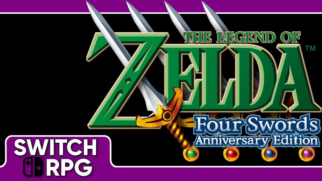 The Legend of Zelda: Four Swords Anniversary Edition Coming To Switch?