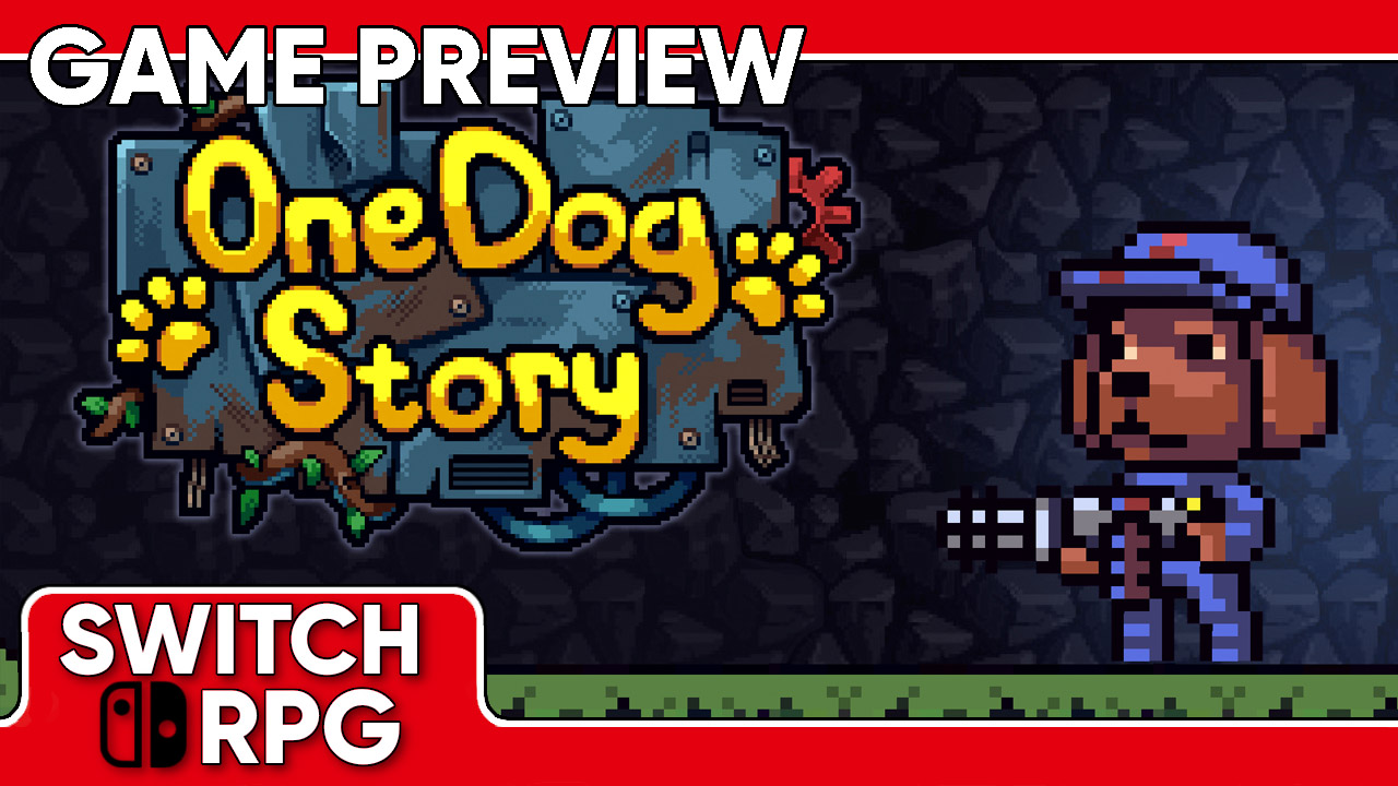 One Dog Story Preview (Switch)